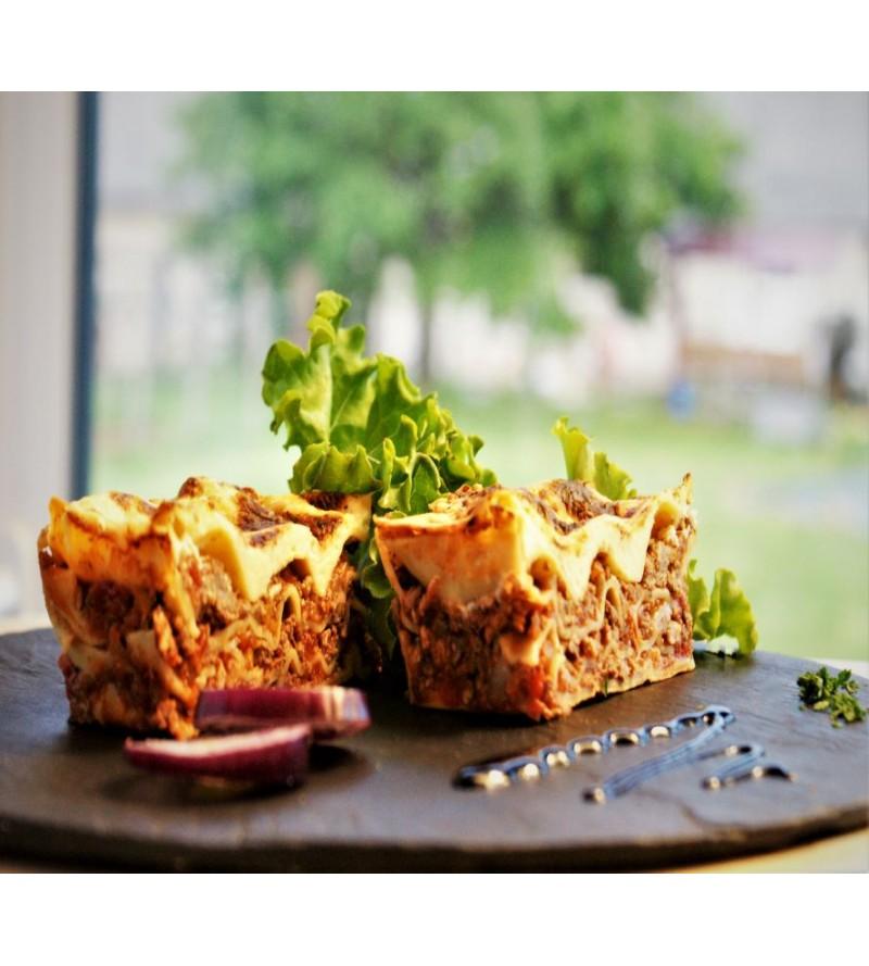 Les lasagnes Maison pour 2...