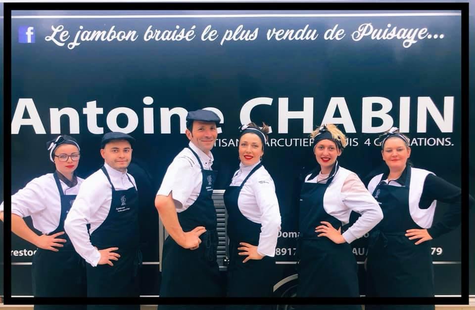 L'équipe du groupe AL, Le jambon braisé le plus vendu de Puisaye - Traiteur Yonne
